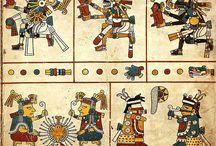 Mayan/Aztec