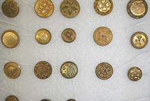 19th Century Buttons