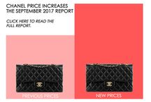 Chanel Price Increases