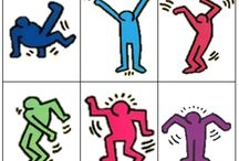 artist / Keith Haring