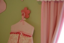 Baby girl's nursery  / by Valerie Flores