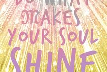 The Love Quotes Jealousy Quotes : Do what makes your soul shine ♥ click on the photo and check out 204 inspirati…