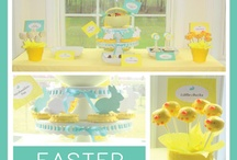 Easter Party / by The Unique Day