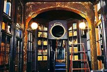 Famous Libraries / Writing Rooms