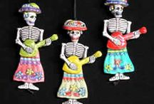 Dia de los Muertos / One of my favorite times of year. A time to reflect on loved ones who have passed beyond.