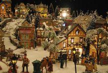 Villages de Noël