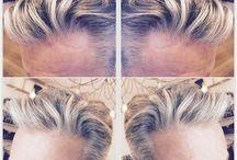 Hair made by Sashay