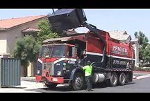 Garbage Trucks / by Elizabeth Boer