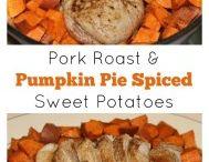Recipe Pork with nutmeg...