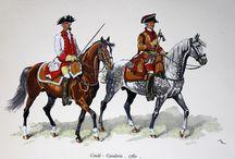 Monarchie cavalerie