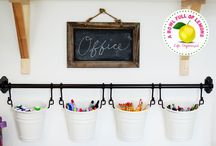 Home organization / by Terri Evers