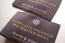 Hans & Sophie / Fashion is a statement.