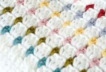 speckled double crochet