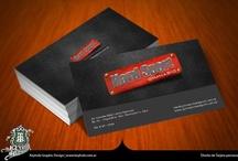 Our Business cards  / Design of Business cards. http://www.facebook.com/keyholedesign