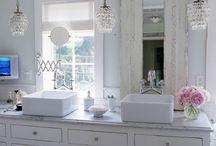 Bathroom ideas / by Oksana Bellas