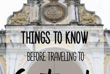 Travel Guatamala