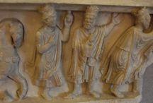 Scuola dell'Antelami: Adorazione dei Magi / Scuola dell'Antelami: Adorazione dei Magi. Inizi XIII secolo, Milano, castello sforzesco