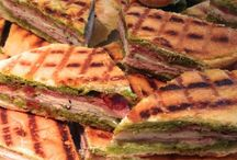Sandwiches / Recipes by Kathy Racoosin