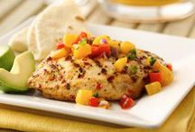 ACH Tone's: Kick'N Chicken / Recipes using Weber Kick'N Chicken seasoning!