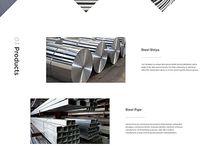 Web / Pantallazo de webs interesantes por su diseño