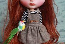 bonecas que amo