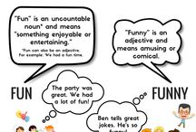 That's English! / Various aspects of English language!