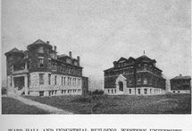 Kansas Colleges / You can also visit http://collegehistorygarden.blogspot.com/ for more information.