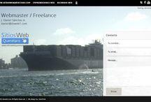 Proyectos Web / Proyectos terminados en Sitios Web Querétaro.