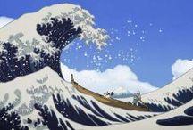 Miss Hokusai / Anime - Film, Jahr 2015