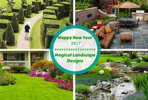 New Year Landscaping Ideas