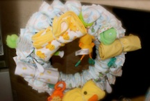 Baby Shower.  / Images from the crafty baby shower for baby B / by Angie Kubicek