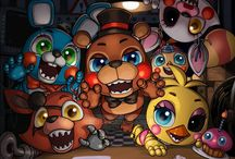 fnaf (five night at freddy's)