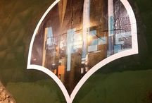 Journées Européennes du Patrimoine - Paris 12° / Grâce au soutien de la Mairie du 12° arrondissement et Paris Habitat et l'aide de la Maison des Associations, urbacolors et Le Grand Jeu sont heureux de vous inviter à découvrir des créations #StreetArt originales spécialement réalisées pour les Journées Européennes du Patrimoine le Samedi 19 septembre : - Réalisation d'une fresque par HOBZ et RETRO de TRBDSGN/FRENCHKISS - Performance de MOYOSHI - Découverte de collages par LES FRANCS COLLEURS