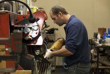 Craftsmanship / 'The art of Shoe repairing'