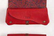 Clutch bag wallets