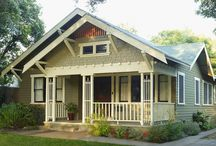 "A - ARTS & CRAFTS /MISSION STYLE /PRAIRIE STYLE / Arts and Crafts Movement ~ including Craftsman, Mission, Prairie and Bungalow ""style"" structures and furnishings.  Includes a certain form of Amish furnishing. / by D H"