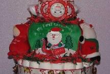 Luiertaarten kerst