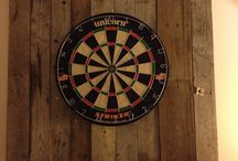 DIY Dart board