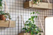 Deco mur vegetal