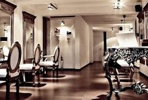 Hairdresser / Unique venue in the heart of Barcelona, designed to discover your full potential