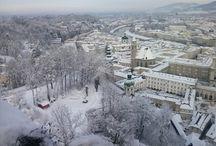 salisburgo / neve⛄❄