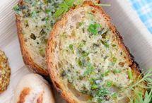 Brot / Knoblauch Brot
