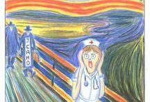 nursing / by Ashley Vermillion