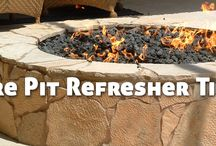 """Fire Pit Resources / We like to think of ourselves as """"Masters of Fire."""" If you've got some questions for us, come here first! If you still don't see what you're looking for - use our contact form!"""