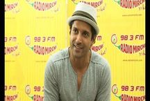 Farhan Akhtar / Farhan Akhtar's latest news, gossips, pictures, photos, videos, and interviews.