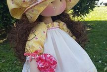 bonecas românticas