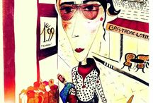 Nour Vastel / Artiste