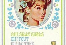 60's vintage poster