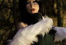 Casual Ahri in the woods