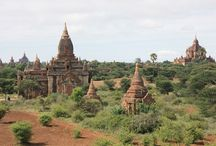 Temples and Pagodas of Bagan, Myanmar (Burma)
